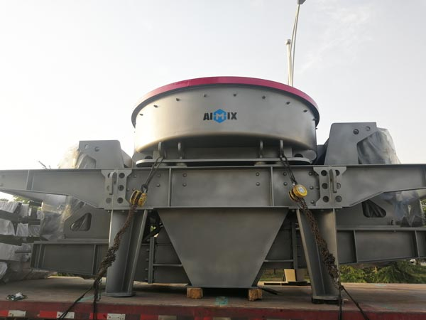 aimix crusher machine