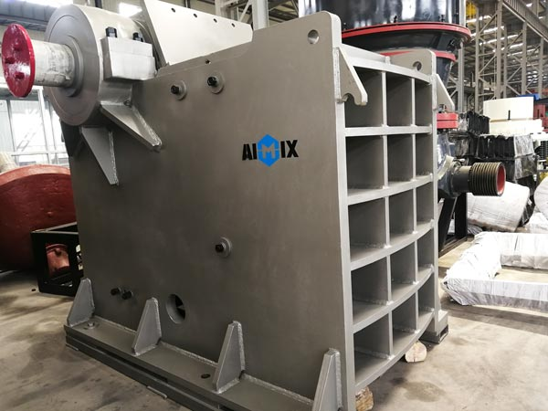 aimix crushing machine