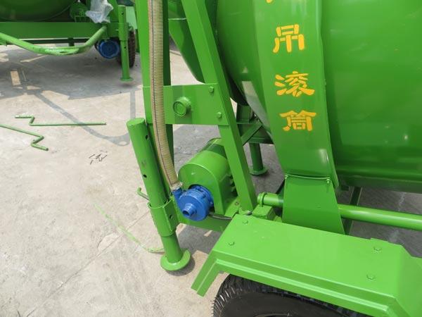 cement mixer spare part