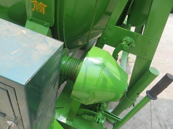 concrete mixer spare part