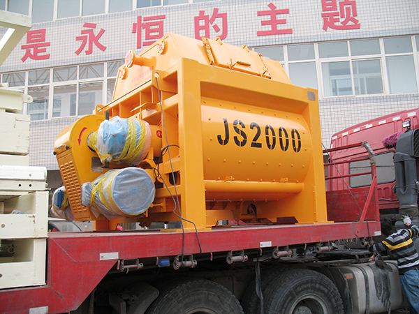 transport JS2000 mixer