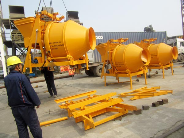 transport drum mix type to Philippines