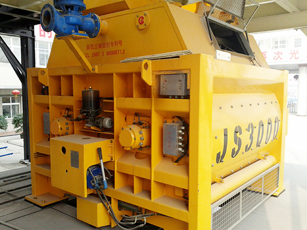 JS3000 diesel diesel engine concrete mixer