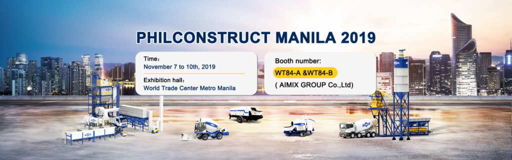 PHILCONSTRUCT MANILA 2019
