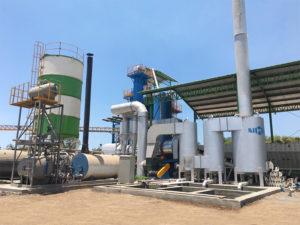 Asphalt Hot Mixing Plant