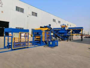 Hollow Brick Making Machine to Philippines