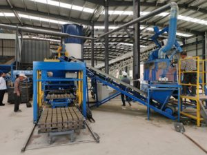 Hollow Block Making Machine to Philippines