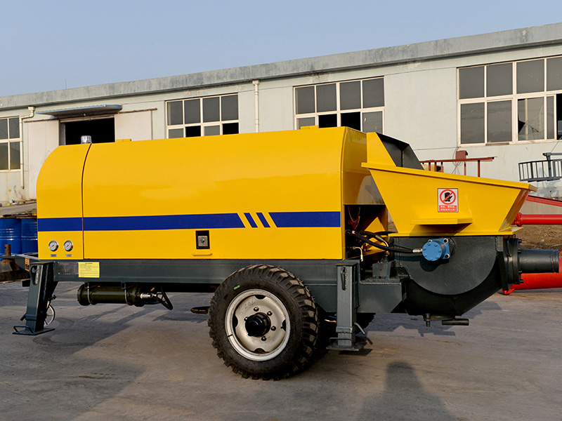 ABT 40D electric trailer pump