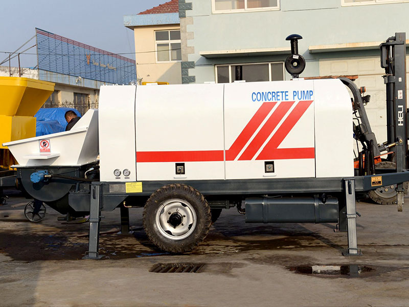 ABT60C diesel trailer pump