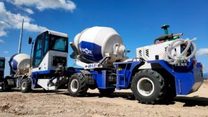 6 Sets 1.8 Cub Self Loading Mixer In Bataan, Philippines