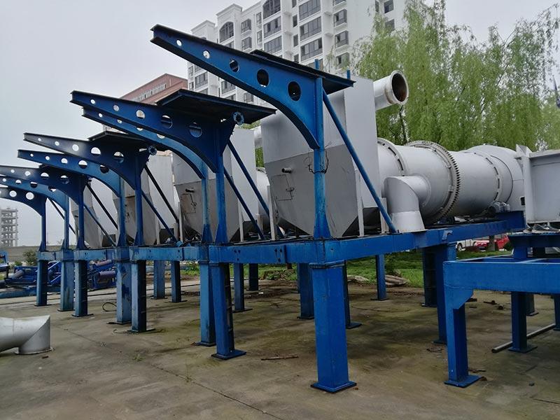 ALT20 Continuous drum asphalt plant