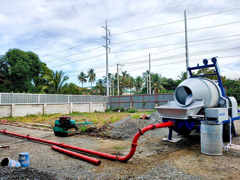 ABJZ40C Small Mixer Pump in Davao Philippines