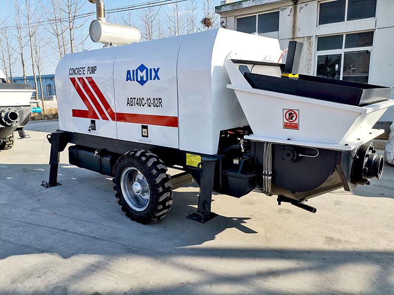 ABT40C Diesel Trailer Type