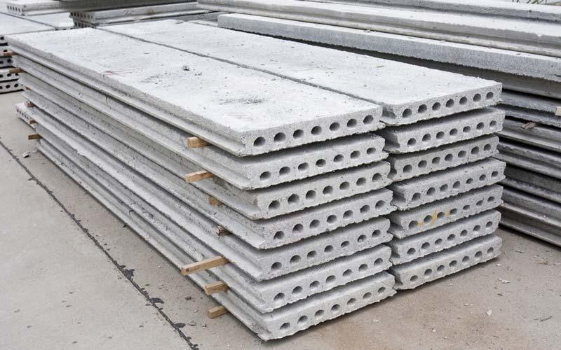 Precast concrete parts