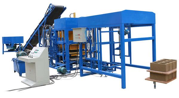 ABM-4S Block Making Machine